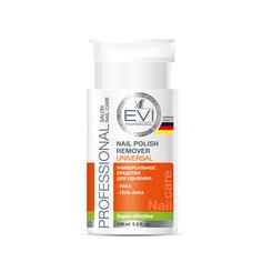 EVI professional, Средство для снятия лака и гель-лака, с помпой, 150 мл