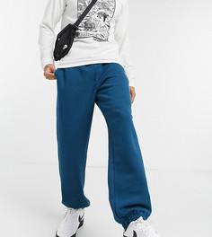 Базовые oversized-джоггеры синего цвета The North Face – эксклюзивно для ASOS-Голубой