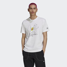 Футболка Simpsons Squishee adidas Originals