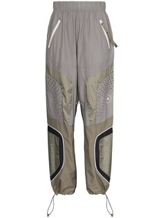 adidas by Stella McCartney спортивные брюки с логотипом