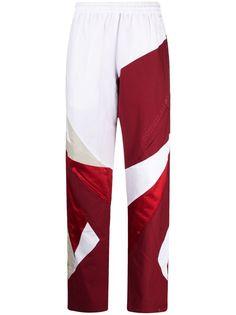 Reebok спортивные брюки в стиле колор блок