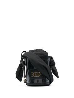 RED(V) сумка-ведро с принтом пуэн-деспри