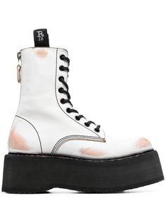 R13 ботинки на платформе
