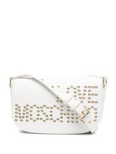 Love Moschino сумка-сэтчел с заклепками