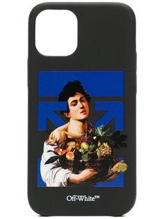 Off-White чехол Caravaggio Boy для iPhone 12 Mini