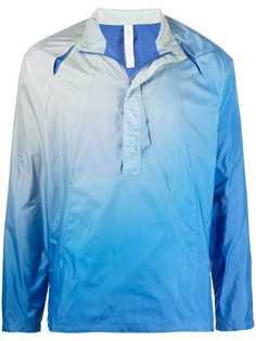 Reebok легкая куртка с эффектом градиента