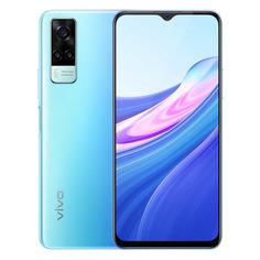 Смартфон VIVO Y31 128Gb, голубой океан