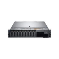 "Сервер Dell PowerEdge R740 2x5118 2x32Gb x16 2x960Gb 2.5"" SSD SAS MU H730p LP iD9En 57416 2P+5720 2P"