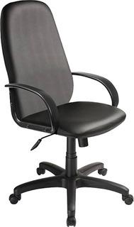 Кресло руководителя Бюрократ CH-808AXSN/Or-16 Черный