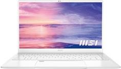 Ноутбук MSI Prestige 14 A11SCX-438RU (белый)