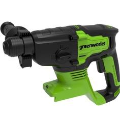 Перфоратор Greenworks GD24SDS2 (3803007) без АКБ и ЗУ
