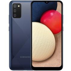 Смартфон Samsung Galaxy A02s 32 Гб синий