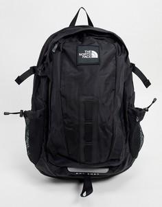Черный рюкзак The North Face Hot Shot-Черный цвет