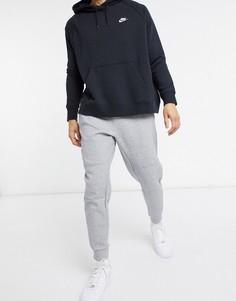 Джоггеры из технологичного флиса Nike Revival-Черный цвет