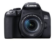 Фотоаппарат Canon EOS 850D Kit 18-55 mm IS STM 3925C002