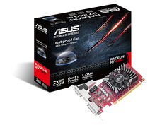Видеокарта ASUS Radeon R7 240 2Gb 730Mhz PCI-E 3.0 2048Mb 4600Mhz 128 bit VGA DVI-D HDMI HDCP R7240-2GD5-L