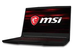 Ноутбук MSI GF63 Thin 9SCSR-1001RU 9S7-16R412-1001 (Intel Core i5-9300H 2.4GHz/8192Mb/1Tb/nVidia GeForce GTX 1650 Ti Max-Q 4096Mb/Wi-Fi/Bluetooth/Cam/15.6/1920x1080/Windows 10 64-bit)