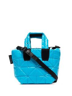 VeeCollective стеганая сумка-тоут размера мини