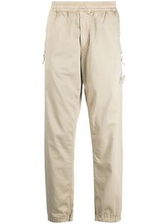 Stone Island брюки с эластичным поясом