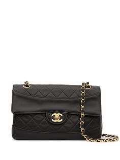 Chanel Pre-Owned сумка на плечо Diana 1990-х годов