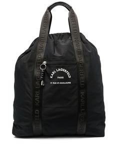 Karl Lagerfeld большая сумка-тоут Rue St Guillaume