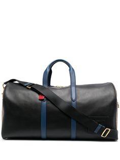 Coach сумка-тоут в стиле колор-блок с монограммой