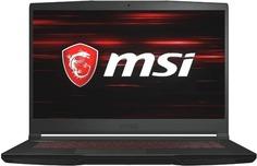 Ноутбук MSI GF63 9SCSR-1603RU Thin (черный)