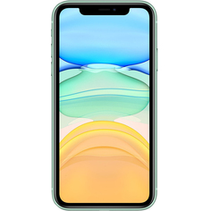 Смартфон Apple iPhone 11 128 GB зеленый