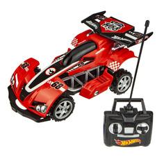 Радиоуправляемая машина Hot Wheels РУ Багги красная Т10985