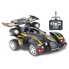 Радиоуправляемая машина Hot Wheels Багги до 17 км/ч черная