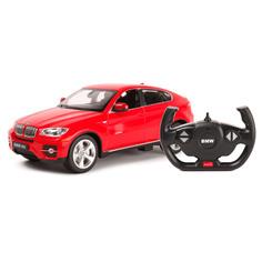 Машина Rastar радиоуправляемая 1:14 BMW X6 Красная 31400R