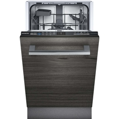 Встраиваемая посудомоечная машина 45 см Siemens iQ100 Hygiene Dry SR61IX1DKR