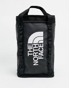 Черный рюкзак-сумка The North Face Explore Fusebox S-Черный цвет