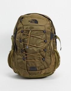 Рюкзак цвета хаки The North Face Borealis-Зеленый цвет