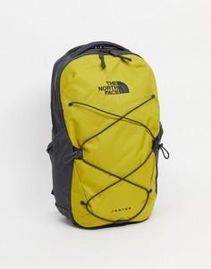 Серо-зеленый рюкзак The North Face Jester-Серый