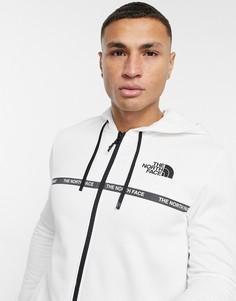 Белая куртка The North Face Mountain Athletic-Белый
