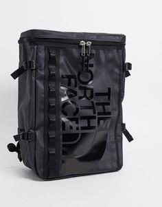 Черный рюкзак The North Face Base Camp Fuse Box-Черный цвет
