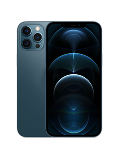 Сотовый телефон APPLE iPhone 12 Pro 256Gb Pacific Blue MGMT3RU/A Выгодный набор + серт. 200Р!!!