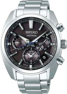 Японские наручные мужские часы Seiko SSH051J1. Коллекция Astron
