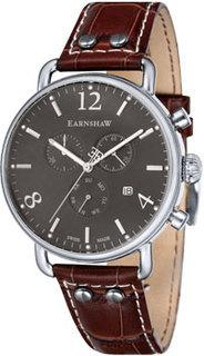 мужские часы Earnshaw ES-0020-01. Коллекция Investigator