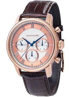 мужские часы Earnshaw ES-8105-04. Коллекция Longitude