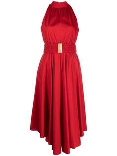 Michael Michael Kors платье с оборками