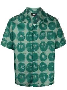 Stussy рубашка в горох
