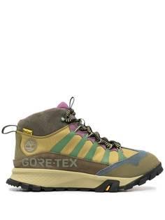 Timberland высокие кроссовки на шнуровке