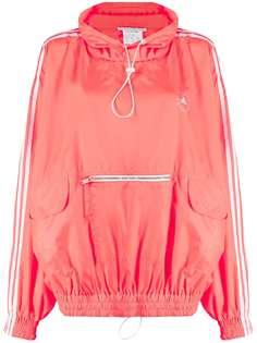 adidas by Stella McCartney легкая куртка оверсайз