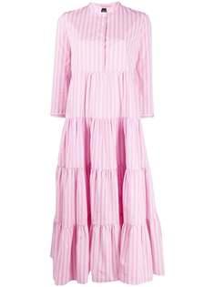 Aspesi платье-рубашка в полоску