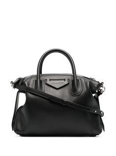 Givenchy сумка-тоут с логотипом