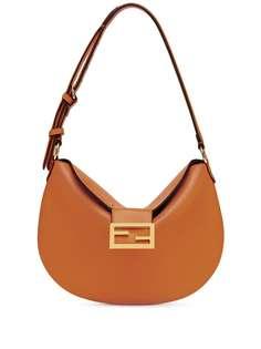 Fendi маленькая сумка на плечо Croissant