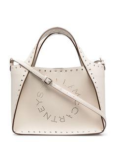 Stella McCartney сумка-тоут Stella Logo