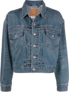 Levis джинсовая куртка Heritage Trucker